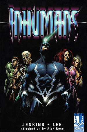 Cover zu Inhumans (2001) by Jae Lee