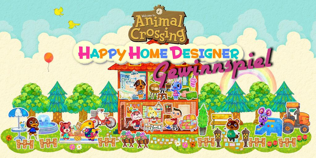 animal crossing happy home designer gewinnspiel. Black Bedroom Furniture Sets. Home Design Ideas